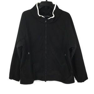 Calvin Klein Performance Jacket Black Size   1X